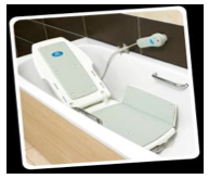mini elevator bain