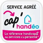 Label Cap'Handéo