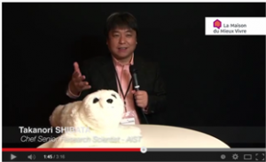 Takanori Shibata, interview MMV2013