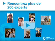 Rencontrez plus de 200 experts