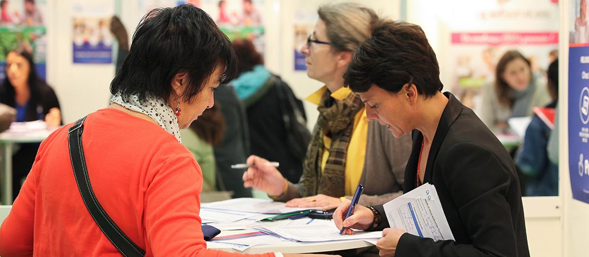 Les Bureaux de recrutement Salon des services la personne et